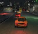 Carreras callejeras de Grand Theft Auto IV