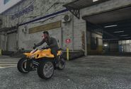Stryder modificado GTA Online