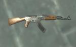 AK-47 GTA IV
