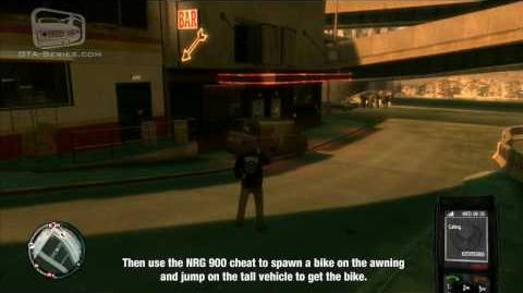 GTA IV The Lost and Damned Tips & Tricks - How to get inside the Angels of Death Clubhouse