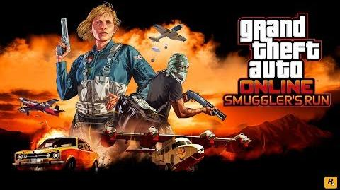 GTA Online Smuggler's Run Trailer-0