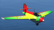 LF-22 Starling Sprunk Xtreme
