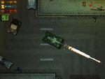Lanzacohetes de tanque