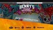 Bennys Original Motor Works en construcción
