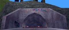 El túnel bloqueado en GTA III