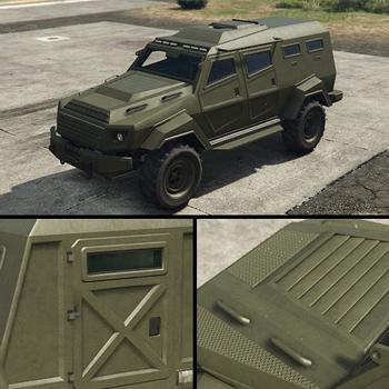 Versión SUV