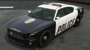 Police Buffalo V