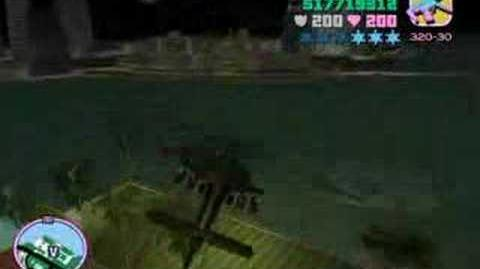 Blowing Up The Dodo in Vice City-0