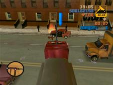 GTA III - Bombero