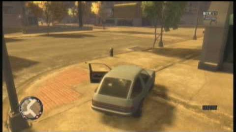 GTA IV The Lost & Damned Wayne's World Easter Egg