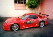 Mazda RX-7 Rápido y Furioso 1