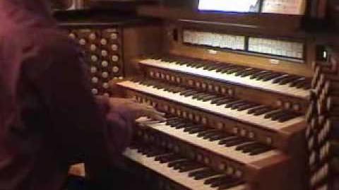 The Lord's Prayer - John Hong - Organ Transcription - 주의 기도