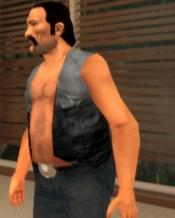 Umberto Robina en GTA-VCS