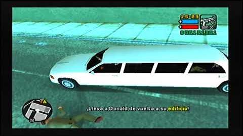 GTA LCS PS2 MISIÓN 44 LOVE & BULLETS