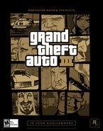 Póster GTA III decimo aniversario US