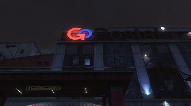 Archivo:Edificio de GoPostal en Downtown Vinewood,Los Santos..jpg