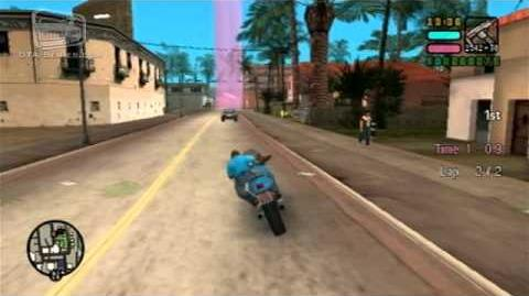 GTA Vice City Stories - Cuban Wheels - Turismo Race 5