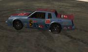 Hotring Racer derrapando