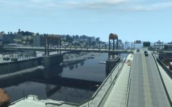 Puente Chupetón GTA IV 02