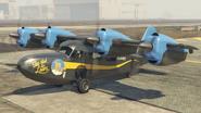 Tula-GTAO misiones de carga aérea