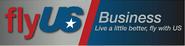 FlyUS cartel de negocios