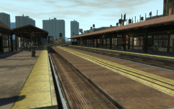 Windmill Street Station GTA IV
