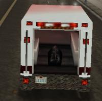 Ambulancia Cadaver LCS