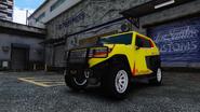 Freecrawler GTA V tunning
