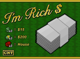 Billete I'm Rich