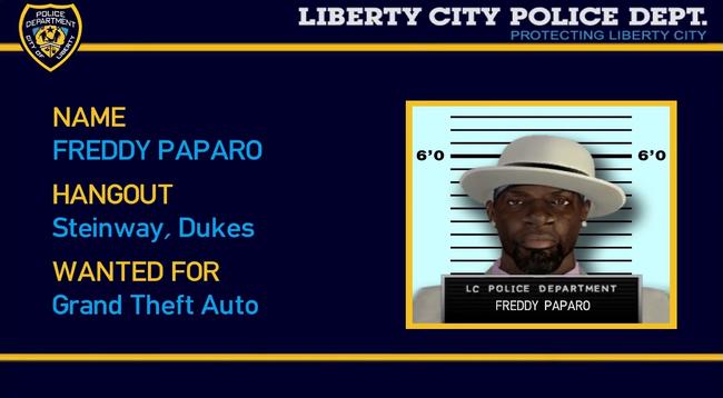 Freddy Paparo ficha