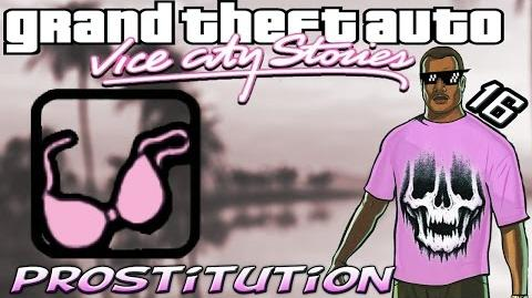 GTA VCS 16 Prostitution 100% Walkthrough