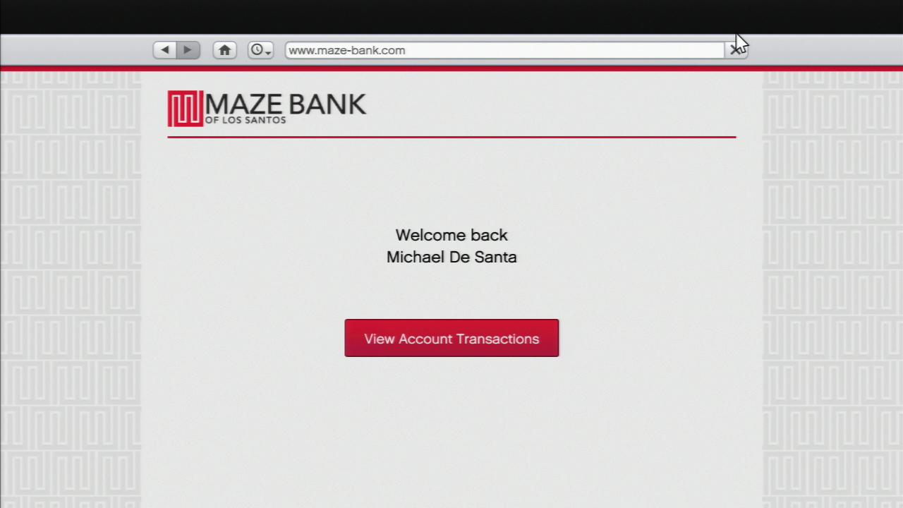 Maze Bank Account Full — TheTremendingTopic