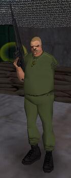 Phil Cassidy GTA III