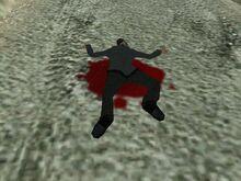 Testigo muerto