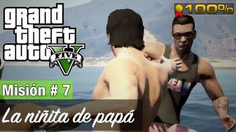"""Grand Theft Auto V - """"La niñita de papá"""""""