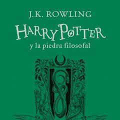<i>Harry Potter y la piedra filosofal</i> <small>(Slytherin)</small>