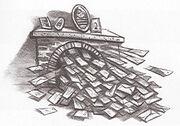 HP1 las cartas de nadie
