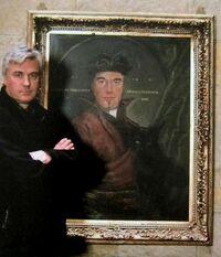 Stuart Craig retrato de Henry Bumblepuft