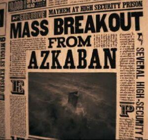 Fuga Azkaban 1996