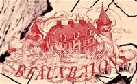 PM Mapa de Beauxbatons