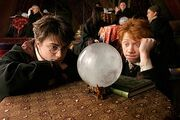 P3 Harry Potter y Ron Weasley - Adivinacion