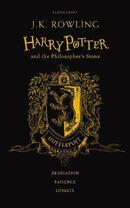 HP1 Hufflepuff 20 años negro