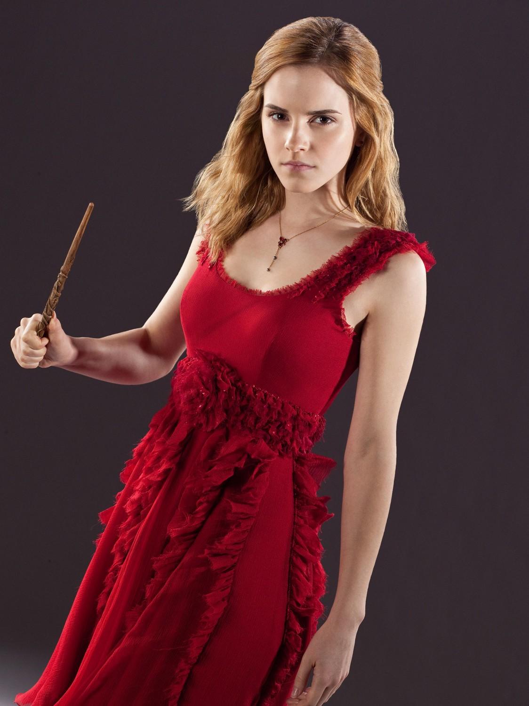 5d7cd1bcb Vestido de gala de Hermione