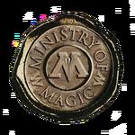 Ministerio de Magia logo