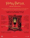 HP4 explicación portada Gryffindor ES