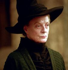 Minerva Mcgonagall answer 8 xlarge