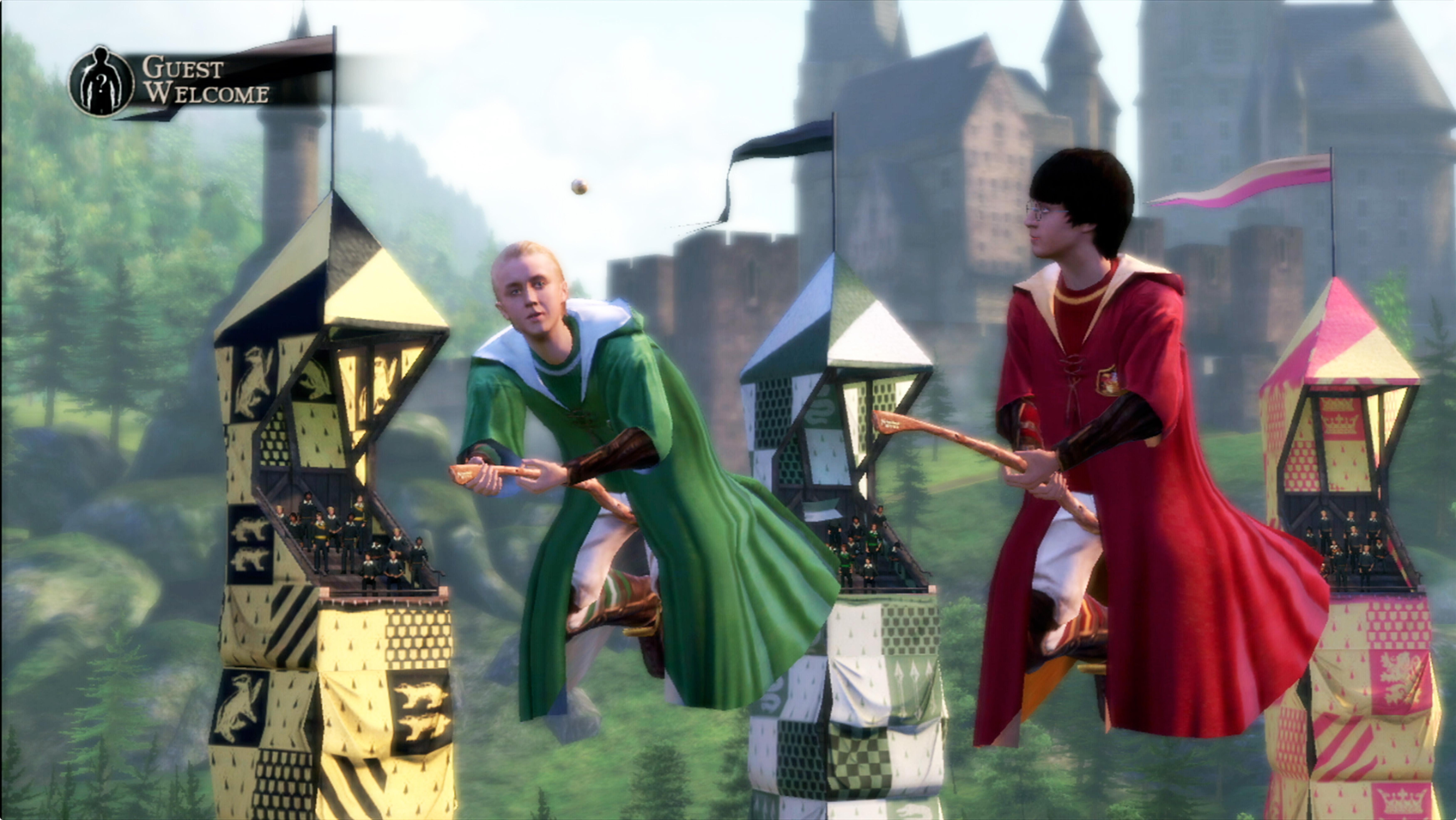 Imagen Quiditch Kinect Jpg Harry Potter Wiki Fandom Powered