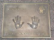 220px-Maggie Smith handprints in Leicester Square WC2 - geograph.org.uk - 1352179