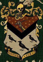 Escudo de los Black