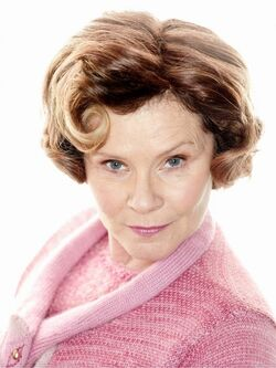 Dolores Umbridge promo